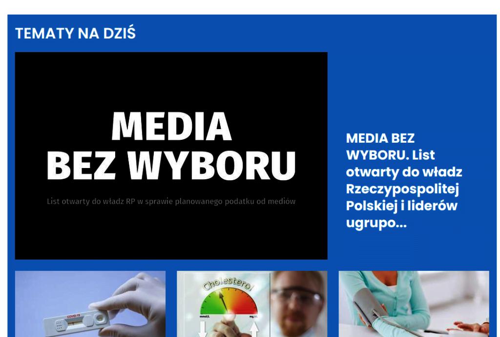 poradnikzdrowie.pl list otwarty a seo