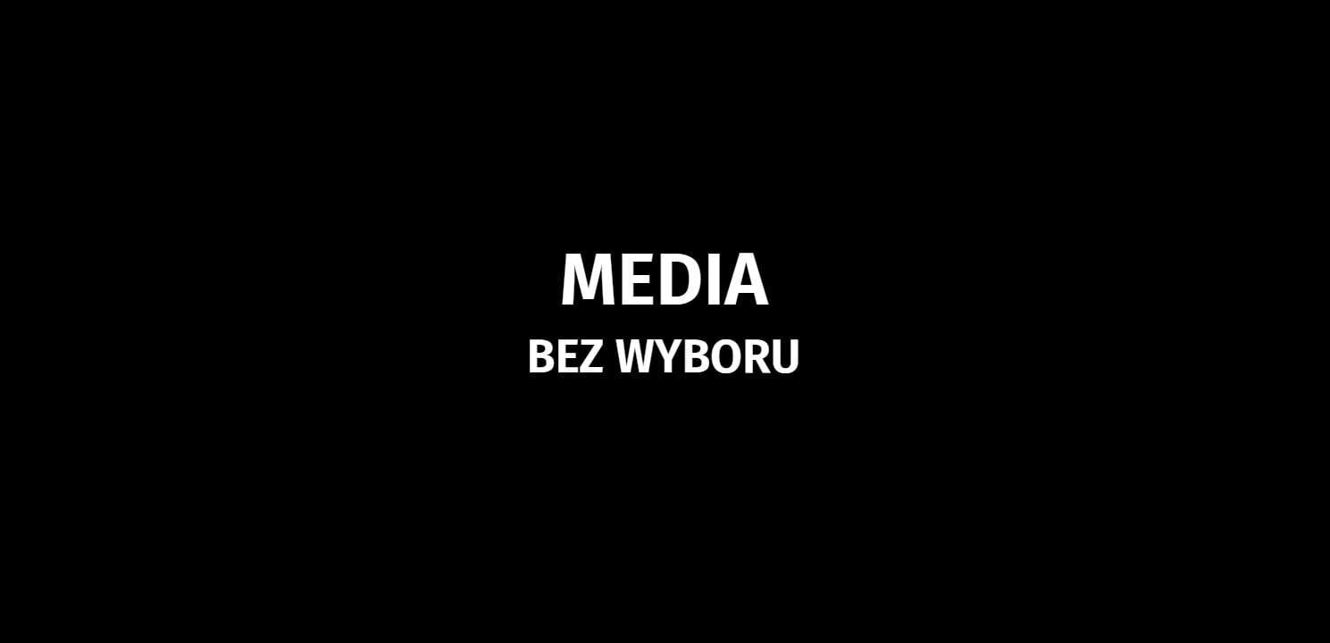 media bez wyboru a seo - zestawienie rozwiazań w akcji protestacyjnej